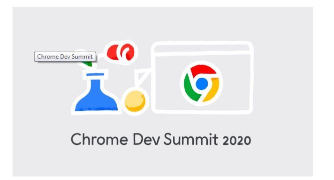 chrome dev 2020
